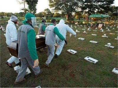 Brasil supera las 170.000 muertes y 6,1 millones de casos por Covid-19