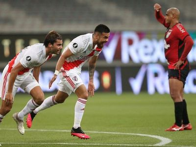 River logra un buen empate en Brasil