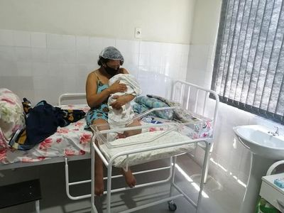 Renovado Hospital Distrital de Areguá celebra habilitación de área materno infantil