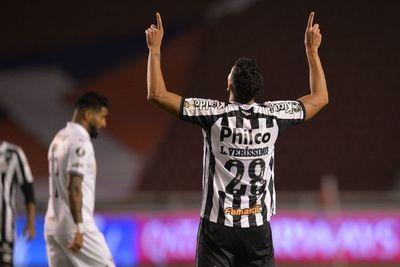 Santos gana y toma ventaja sobre Liga de Quito