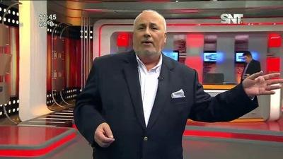 Fallece el periodista Javier Sosa Briganti – Prensa 5