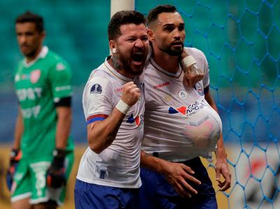 La victoria de Bahía 1-0 sobre Unión de Santa Fe