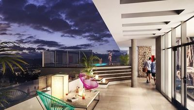 Inauguran imponente edificio bajo el concepto work & living (el 98% de las unidades están vendidas)