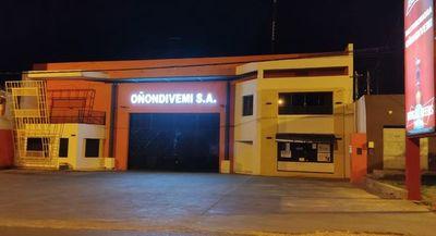 Millonario asalto a distribuidora de bebidas en Areguá