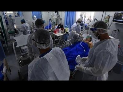 El sistema sanitario, otra vez al borde del colapso por Covid-19