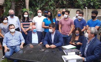 """Buscan """"atropellar"""" la democracia y la institucionalidad del PLRA, afirma Silva"""