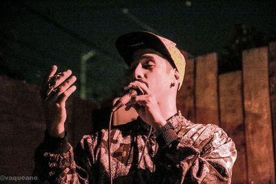Kamon Trick presenta su disco lleno de rap libertario