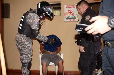 Un detenido y otro herido tras intento de asalto, persecución y balacera en CDE