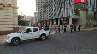 Jornada de movilizaciones en Asunción: todo lo que tenés que saber si vas al centro