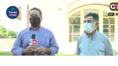El Sacerdote Pablo Cáceres buscará mediar con los secuestradores de Óscar Denis