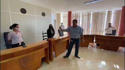 Oposición madruga a oficialistas y toma la presidencia de la Junta en Hernandarias – Diario TNPRESS