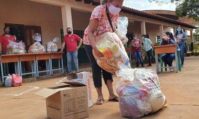 Gobernación lleva alimentos a 35.450 alumnos mediante la sustitución del almuerzo escolar – Diario TNPRESS