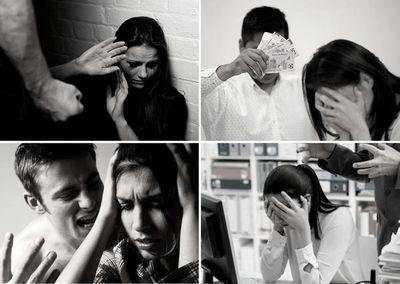 ¡Identificalas! Las 15 formas de violencia contra la mujer según la ley