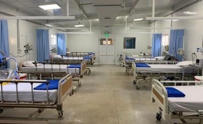 Una noche bastó para duplicar ocupación de camas de UTI por covid