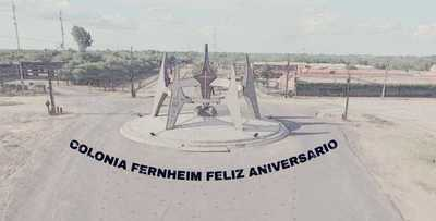 Conmemoran aniversario de Fernheim