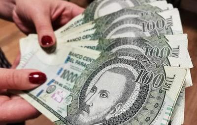 Pago de salarios y aguinaldos al sector público