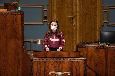 Finlandia tiene un gobierno liderado solo por una coalición de mujeres
