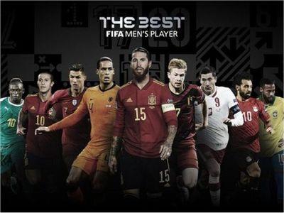 Los nominados a The Best