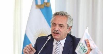 La Nación / Argentina planea vacunar en enero contra el COVID-19