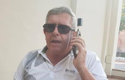 """Luis Aníbal Schupp: """"Le quité mi embajada al Jaka"""""""