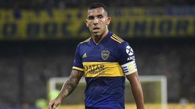 Tevez dice que no se va de Boca