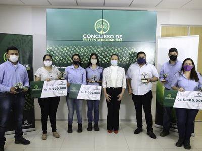 Cerró el Concurso de Sustentabilidad 2020 de Tecnomyl