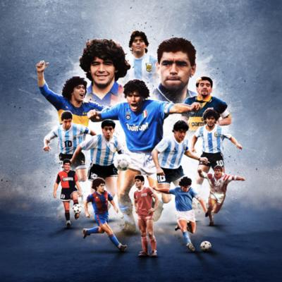 Todos los títulos, premios y proezas que hacen de Maradona, una figura histórica del fútbol