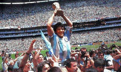 Diego Maradona: De Villa Fiorito a la cima del fútbol mundial