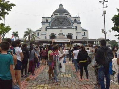 HOY / No se descarta volver a fase 0 en Caacupé: cerrarán tres cuadras a la redonda de la Basílica