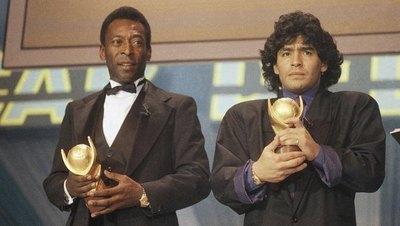 Pelé, CR7, Neymar y más: el mundo del fútbol llora la muerte de Maradona