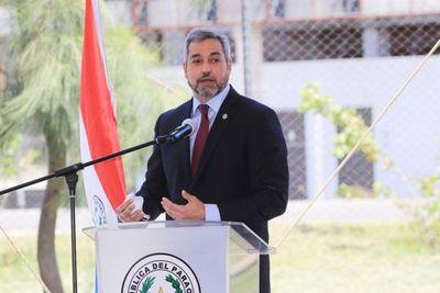 Presidente Abdo Benítez ratifica apoyo al fortalecimiento del deporte