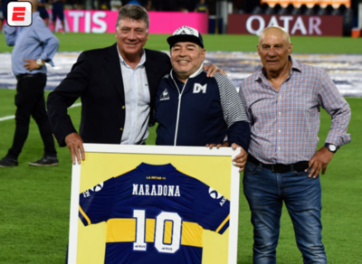 El partido Inter-Boca por Libertadores, postergado
