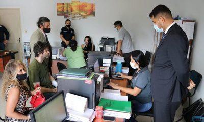 Fiscal imputó a Gregorio «Papo» Morales y Cynthia Ojeda Burgos