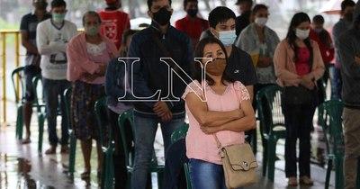 La Nación / Caacupé: peregrinantes diseminan el virus como delivery, dice infectólogo