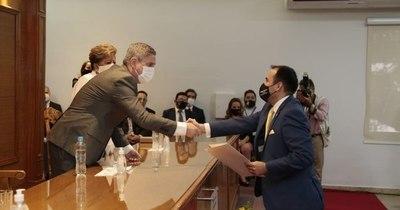 La Nación / TSJE proclama a los nuevos representantes ante el Consejo de Magistratura
