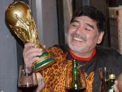 Diego Maradona, una vida de cine