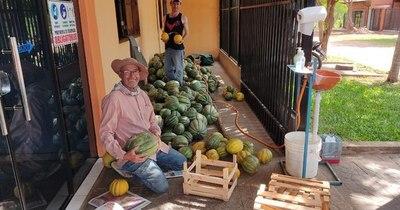 La Nación / Pese a la sequía, productores de Caraguataymi logran aceptable cosecha