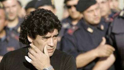 HOY / De Calamaro a Sabina, diez canciones inspiradas en Maradona