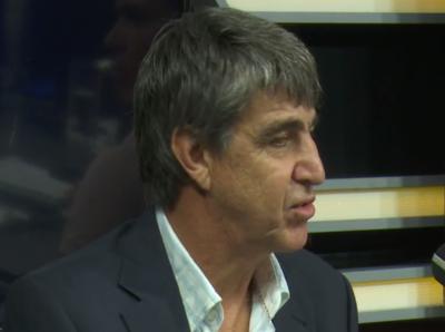 Alfredo Mendoza despide con dolor a Diego Maradona