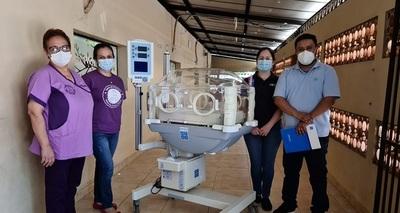 Refuerzan capacidad en neonatología del hospital regional de Coronel Oviedo