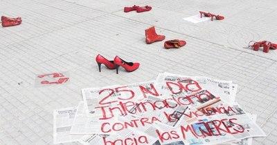 La Nación / Julio fue el peor mes en cuanto a violencia extrema contra la mujer