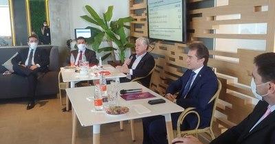 La Nación / Castiglioni reactivará Consejo Económico y promete ser aliado del sector empresarial