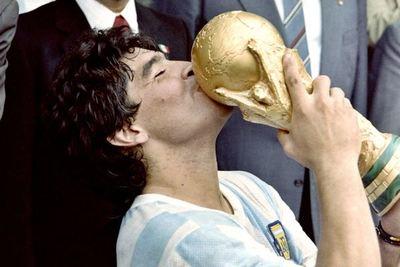 La exitosa carrera de Diego Armando Maradona en vida