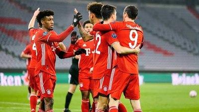 Bayern Múnich asegura la primera posición y está en octavos