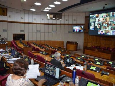 Senado aprueba con modificaciones PGN 2021 de G. 92,48 billones