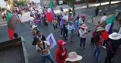La Nación / Concejal asunceno presentó denuncia penal por cierre de calles