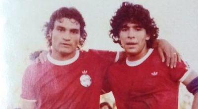 Morel y el recuerdo del Diego