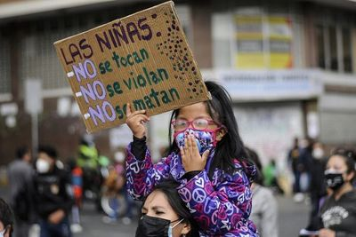 Latinoamérica, centro de las protestas contra la violencia hacia las mujeres