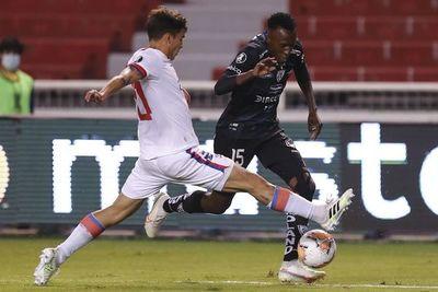 Independiente del Valle y Nacional empatan sin goles