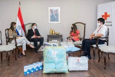 En cárceles habilitarán cabinas de comunicación de presos con sus familiares mediante donación de Cruz Roja